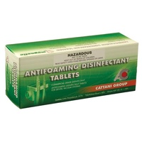 Antifoaming Disinfectant Tablets