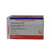 Lignospan Special Local Anaesthetic