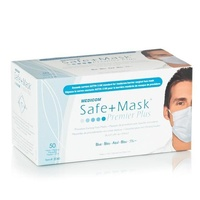 Medicom Premier Plus Level 2 Ear Loop Masks Box/50