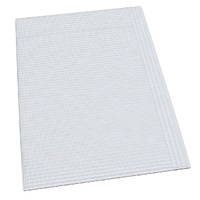 Dental Bibs 3 Ply WHITE 33 x 45.5cm 500pcs