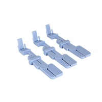 X-Ray Film Holders Reusable 45º End - 3pcs