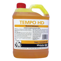 Tempo HD Super Concentrate Neutral Detergent 5L