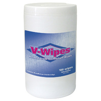 V-Wipes 100pc Canister