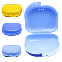 Mouthguard Box 12pcs Assorted Colours