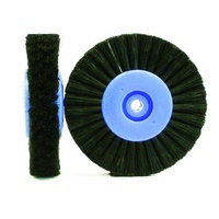 Lathe Brush 4 Row Flat 80mm (10pk)