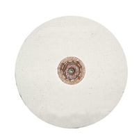 "Plain Calico Buff 100mm x14mm  (4"") x 40 Leaf"
