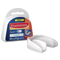 Elastoplast Sports Mouthguard (Adult) CLEAR
