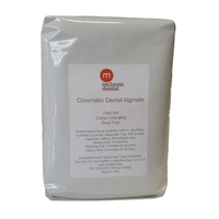 McLaren Dental Chromatic Colour Change Fast Set Alginate 453g