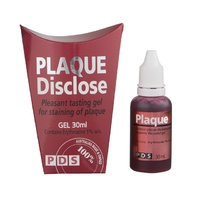 Plaque Disclose Gel - 30ml Bottle