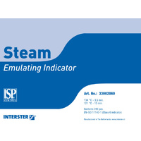 ISP® Steam Emulating Chemical Indicator Class 6 250pcs