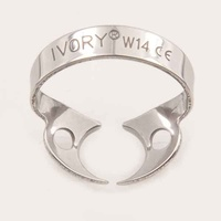 Ivory Clamp W14 (Wingless)