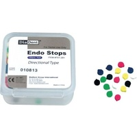 Endo Stops - 120 Assorted Colours