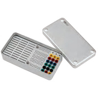 Large Oblong Endo Box (Type B) - Silver