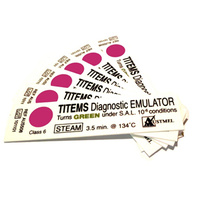 TITEMS Diagnostic Emulator Strips C6 AUS508 (250pcs)