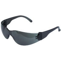 Bastion Safety Glasses Smoke Tinted Lens 12 PACK