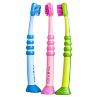 Curaprox Curakid CK 4260 Children's Super Soft Toothbrush 3 PACK