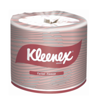 KLEENEX 4735 Toilet Tissue 2 Ply 400 Sheets (48/Pk)