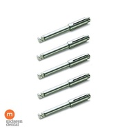 Mandrel Pop-On RA Shank 5pcs