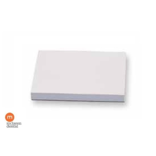 Poly Mixing Pad 7.5 x 15cm 100 Sheets