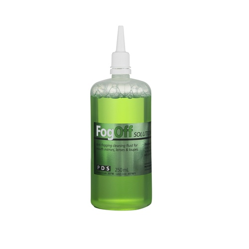 Fog Off Solution 250ml