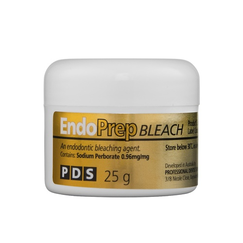 EndoPrep Bleach - 25gm Jar