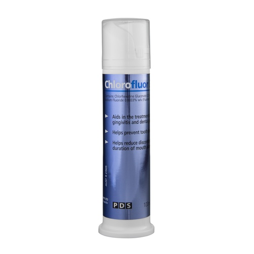Chlorofluor Gel - 100ml Pump