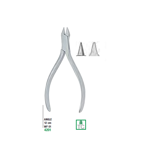 Aderer Orthodontic Wire Pliers 12cm #WF40