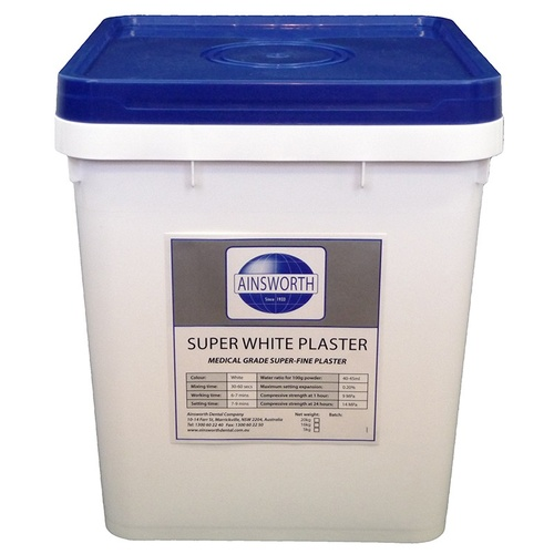 Superwhite Plaster