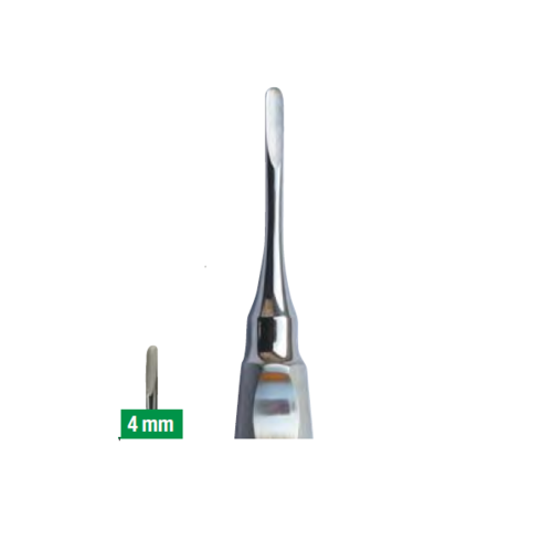Luxacut-Apical Luxator 4mm Straight