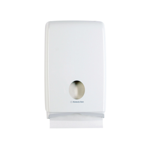 KLEENEX 70240 Aquarius NEW Compact Hand Towel Dispenser (Suit 4440, 4444 & 5855 Towels)